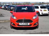 2013 FORD FIESTA Ford Fiesta 1.0 Zetec 5dr