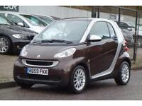 2010 59 SMART FORTWO 1.0 PASSION MHD 2D AUTO 71 BHP