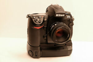 NIKON D700 WITH 50MM 1.8 AF LENS
