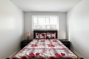 Location temporaire appartement meublé à Montréal
