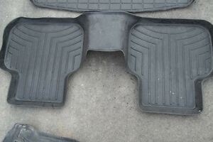 Floormats (Weathertech) for a Dodge Journey