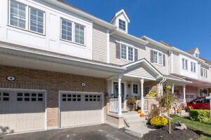 Brooklin 3 Bedroom 3 Story Townhome
