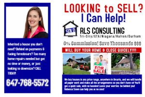Do you need to sell your house quickly?