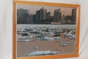 Halifax Ice in Harbour pic