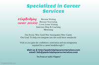 Home Office Resume Writing and Interview Prepping