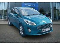 2018 Ford Fiesta 1.0 EcoBoost Zetec 5dr With Sync 3 Satellite Navigation Manual