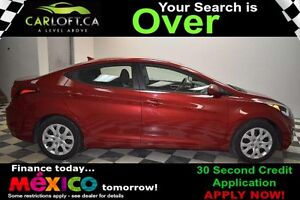 2016 Hyundai Elantra GL - LOW KMS**KEYLESS ENTRY**HEATED SEATS