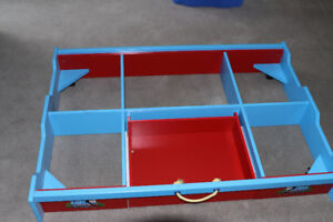 Thomas the Train  Under-the-Bed Trundle Table