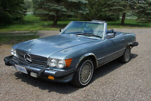 1978 Mercedes-Benz 450 SL Convertible