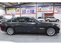 2011 61 BMW 7 SERIES 3.0 730D SE 4D AUTO 242 BHP DIESEL