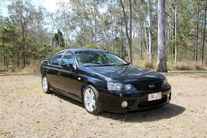 2006 Ford Falcon Sedan Jimboomba Logan Area Preview