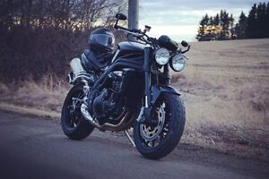 2009 Triumph speed triple immaculate condition
