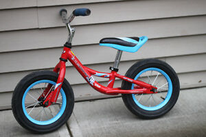 Like New Kids Louis Garneau Strider Balance Bike