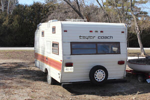 Camper/Trailer For Sale Taylor Coach 1986