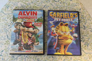 KIDS DVD'S ******* READ THE WHOLE AD !!!! ***************