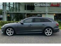 2020 Audi A4 Avant S line 40 TFSI 190 PS S tronic Auto Estate Petrol Automatic