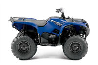 2014 Yamaha Grizzly and Arctic cat TRV clearance