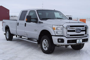 2011 Ford F-250 XLT 4x4/Command Start/Keyless Entry
