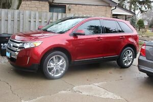 2013 Ford Edge SEL SUV, Crossover