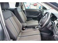 2018 Volkswagen T-Roc 1.5 TSI EVO SE 5dr DSG Auto Hatchback Petrol Automatic