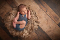 Newborn Portrait Photography