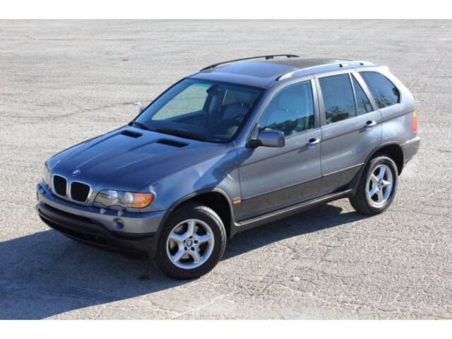 2002 bmw x5 low miles one owner no reserve used bmw x5 for sale in anaheim california. Black Bedroom Furniture Sets. Home Design Ideas