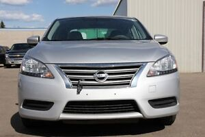 2015 Nissan Sentra REDUCED PAYMENTS FACTORY WARRANTY