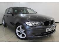 2007 57 BMW 1 SERIES 2.0 120D SE 5DR AUTOMATIC 175 BHP DIESEL