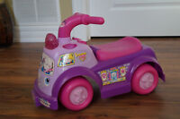 Fisher Price Little People ride-on