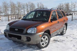 2001 Hyundai Santa Fe SUV,  PLEASE CONTACT PHONE NUMBER!!