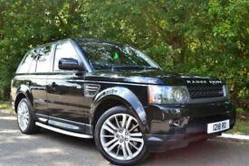 2010 Land Rover Range Rover Sport 3.0TD HSE £373 A Month £0 Deposit