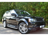 2010 Land Rover Range Rover Sport 3.0TD HSE £373 A Month £0 Deposit