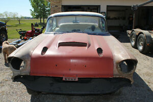 1957 Chev  Very Solid Rustfree Car