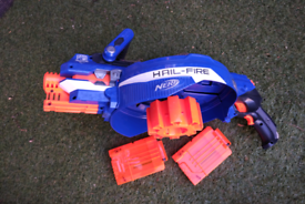 NERF Guns (original) clean - priced each or as a bundle! + magazines
