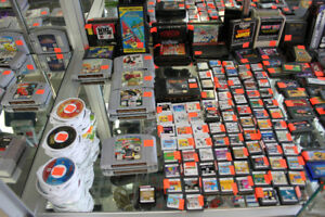 ** OLD SCHOOL ** Wide Selection of Games:NES, SNES, N64 & More!