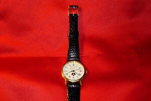 TIFFANY UNISEX WATCH WITH TIFFANY CASE RARE **NEW PRICE** London Ontario image 8
