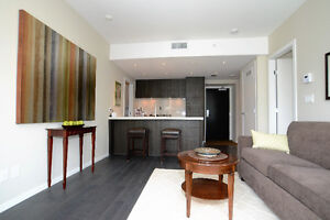 Furnished Yaletown Maddox 1BR + Den Condo Available Nov. 1