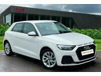 2019 Audi A1 Sportback Sport 30 TFSI 116 PS 6-speed Hatchback Petrol Manual