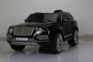 DTI DIRECT, Licensed Bentley SUV Style Ride ON CAR for Kids with