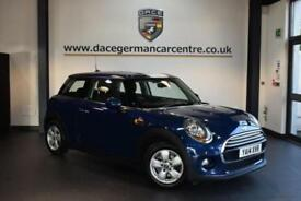 2014 14 MINI HATCH COOPER 1.5 COOPER 3DR PEPPER PACK 134 BHP