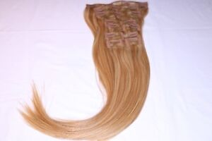 Real Human Remy Hair - 3 Tone Blonde (Highlight)