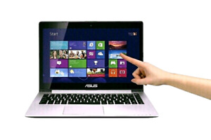 ASUS Vivobook 12GB RAM 500GB touchscreen gaming not ~~~~ ////
