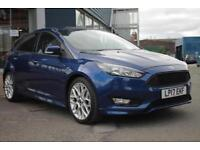 2017 FORD FOCUS 1.0 EcoBoost 125 ST-Line 5dr Auto