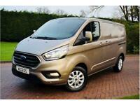 2019 Ford Transit Custom 300 Limited P/V L1 H1 Panel Van Diesel Manual