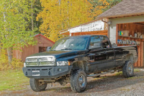 Custom 2000 Dodge Power Ram 2500 SLT LARAMIE Pickup Truck