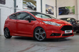Ford Fiesta ST2 Ecoboost, 63 Reg, 55k, Modified, Molten Orange, Stage 2.