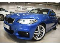 """BMW 2 SERIES,1.5 218I M SPORT 2D-1 OWNER FROM NEW-18"""" ALLOY WHEELS-BLUETOOTH for sale  Warrington, Cheshire"""