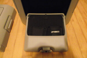 Ford f 150 overhead storage bins