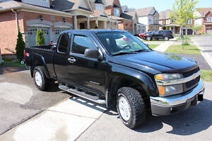 2005 Chevy Colorado 3.5L in-line 5 cylinder 4x4 LS Z71