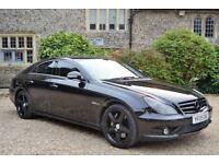 Mercedes-Benz CLS55 AMG 5.5 auto 55 AMG, 63K MILES, FULL S/HISTORY, JUNE MOT